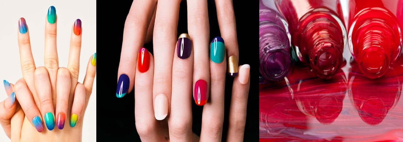 Apply Nail Colour as Per Mood, Occasion & Outfit